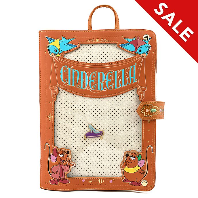 Loungefly Cinderella Pin Trader Backpack