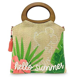 Bolso grande Mickey Mouse, Tropical Hideaway, Disney Store