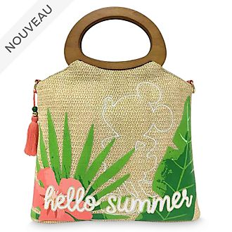 Disney Store Sac fourre-tout Mickey Tropical Hideaway