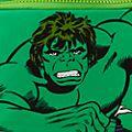 Disney Store Hulk Backpack