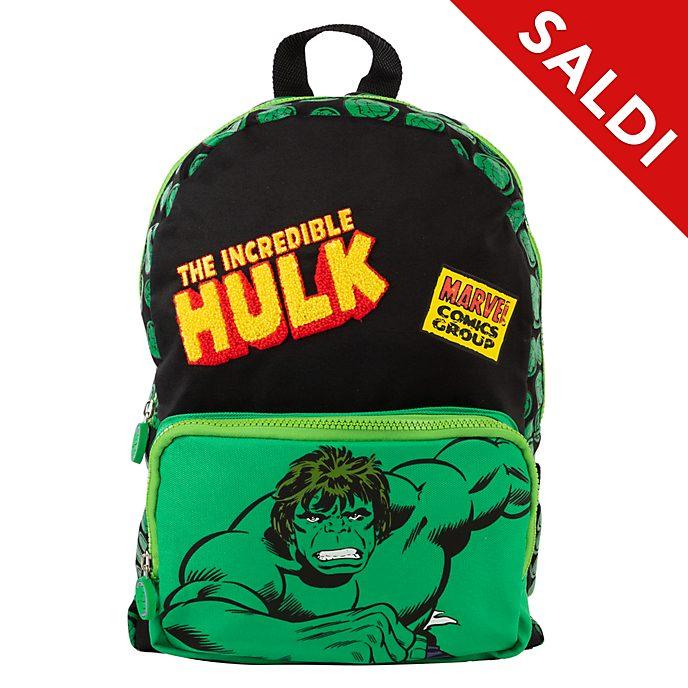 Zaino Hulk Disney Store