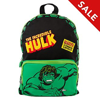 Disney Store Hulk Backpack