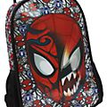 Disney Store Spider-Man Wheeled Backpack