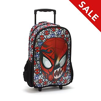 Disney Store Spider-Man Wheeled Backpack