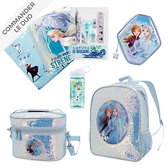 Disney Store Collection Rentrée des Classes La Reine des Neiges 2