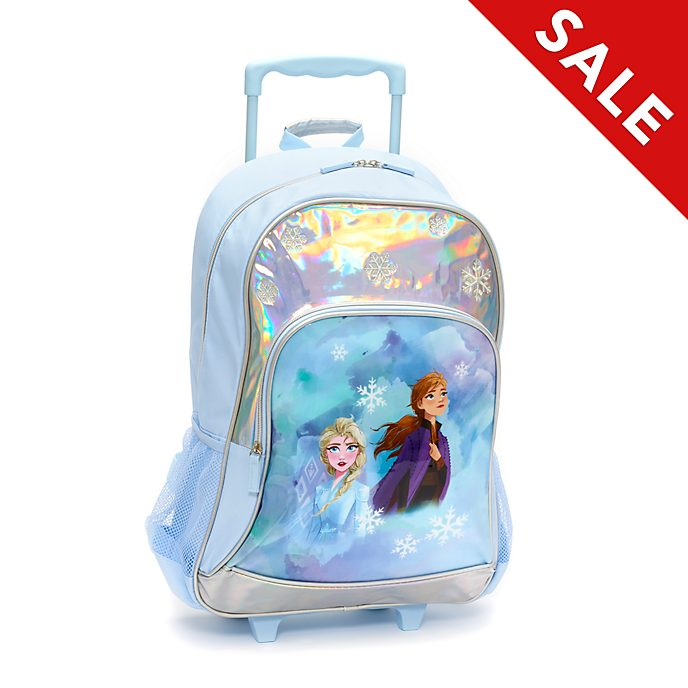 Disney Store Frozen 2 Wheeled Backpack