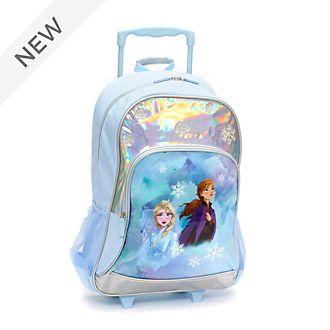 Disney Store Frozen 2 Wheeled Backpack
