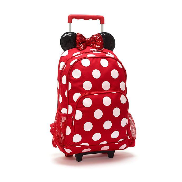 Disney Store Sac à dos à roulettes Minnie