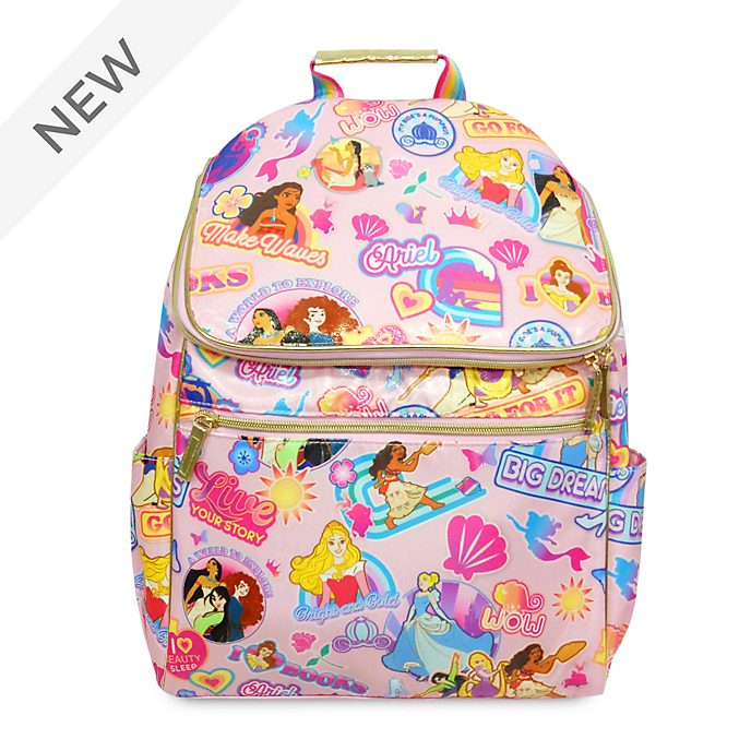 Disney Store Disney Princess Backpack For Kids