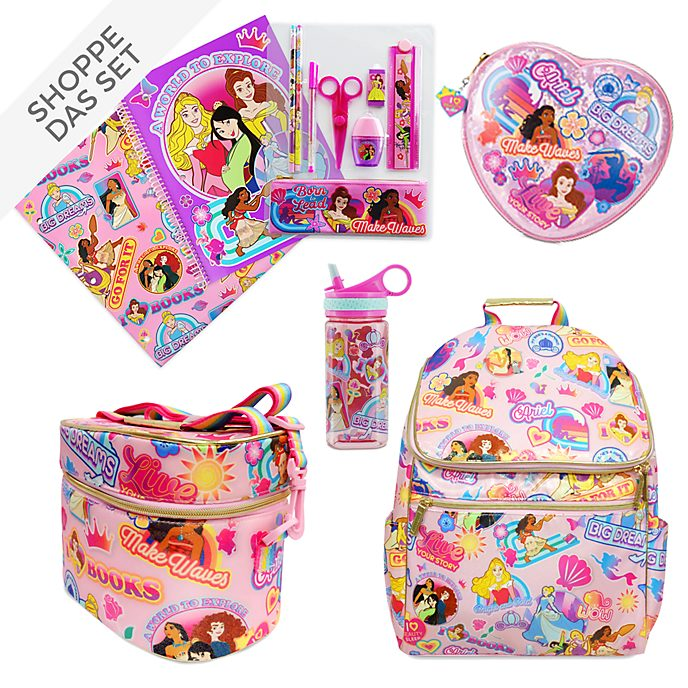 Disney Store - Disney Prinzessin - Back to School-Collection