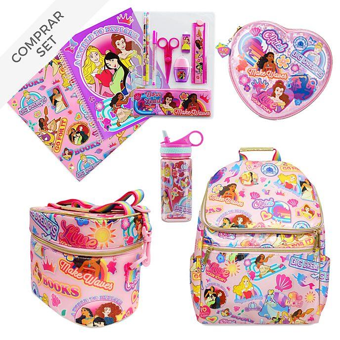 Colección vuelta al cole, princesas Disney, Disney Store