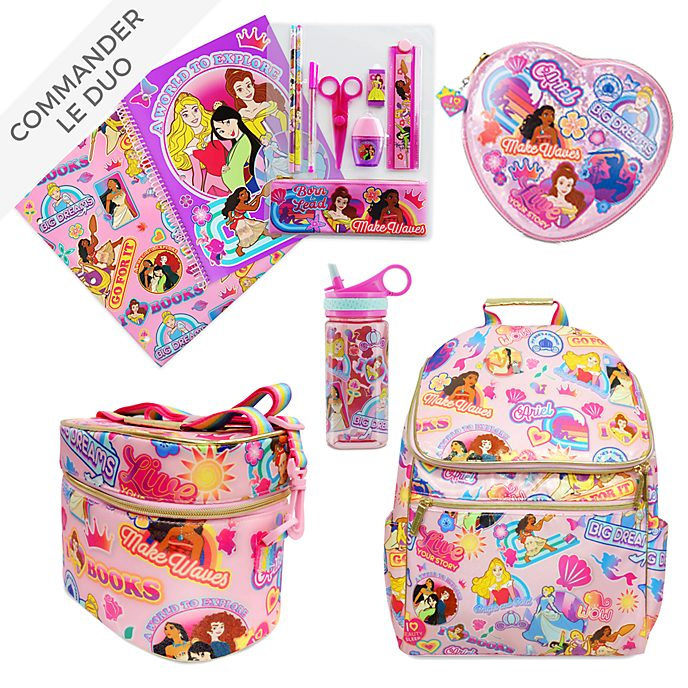 Disney Store Collection Rentrée des Classes Princesses Disney