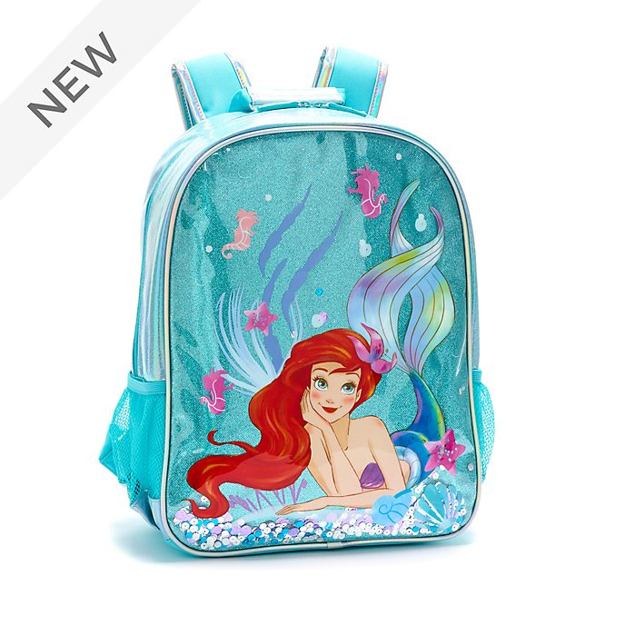 Disney Store The Little Mermaid Backpack