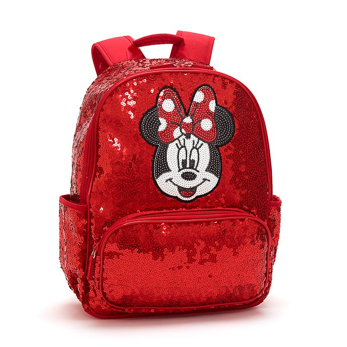 Disney Store Sac à dos avec sequins Minnie