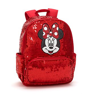 Mini zaino paillettes Minni Disney Store