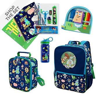 Disney Store Toy Story 4 Back to School Collection