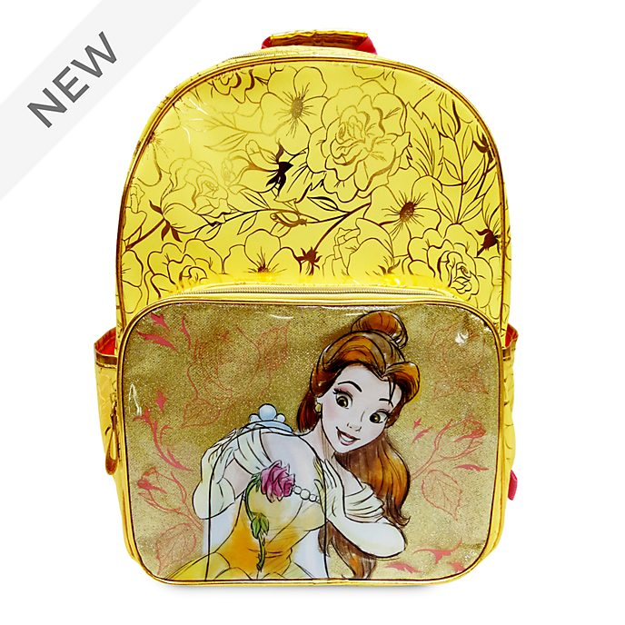 Disney Store Beauty and the Beast Backpack