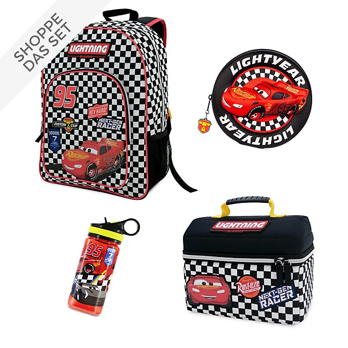Disney Store - Disney Pixar Cars - Back to School-Collection