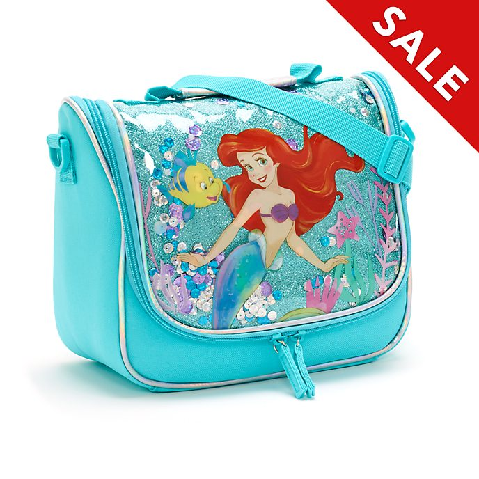 Disney Store The Little Mermaid Lunch Bag