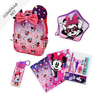 Colección vuelta al cole, Minnie Mouse, Disney Store