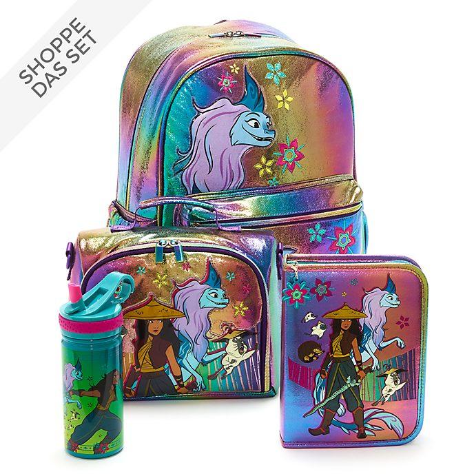 Disney Store - Raya und der letzte Drache - Back to School Kollektion
