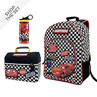 Disney Store Disney Pixar Cars Back to School Bundle