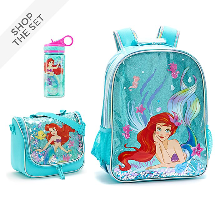 Disney Store The Little Mermaid Back to School Bundle