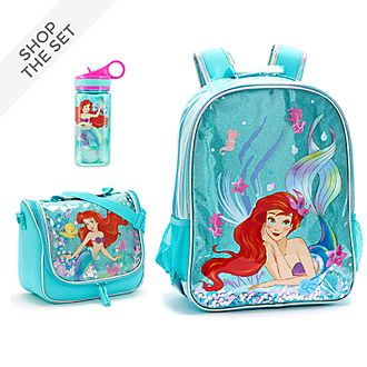 Disney Store The Little Mermaid Back to School Bundle