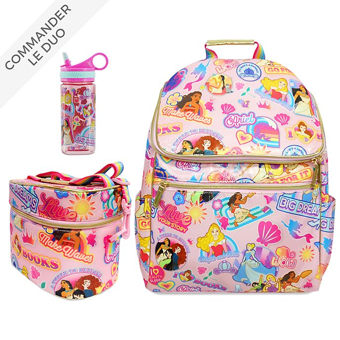 Disney Store Set de Rentrée des Classes Princesses Disney