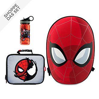 Disney Store - Spider-Man - Back to School Set