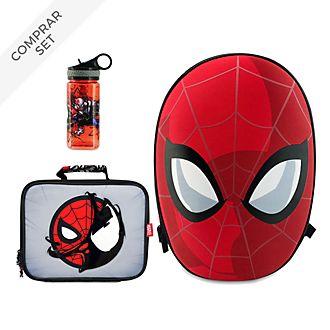 Promoción bundle vuelta al cole Spider-Man, Disney Store