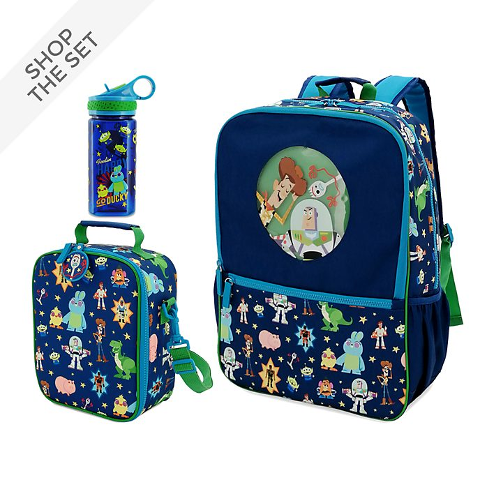 Disney Store Toy Story 4 Back to School Bundle