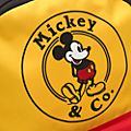 Disney Store Mickey Mouse Colour Block Backpack