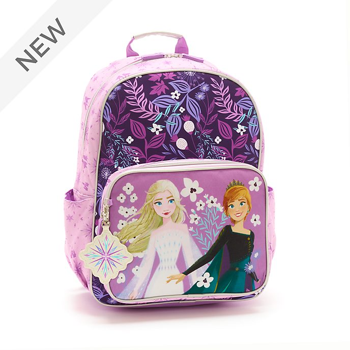 Disney Store Anna and Elsa Backpack, Frozen 2