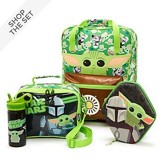 Disney Store Star Wars: The Mandalorian Back to School Collection