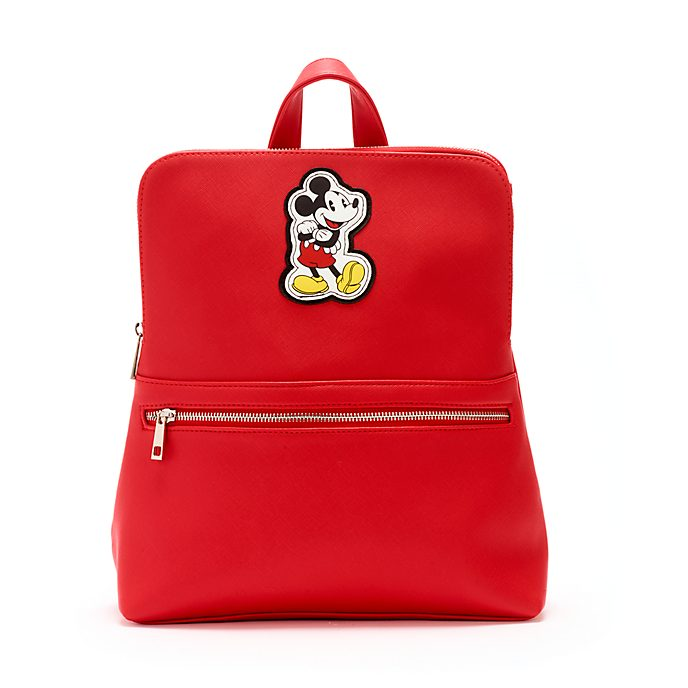 Disney Store Mickey Mouse Red Backpack