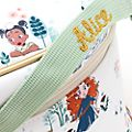 Borsetta porta merenda collezione Disney Animators Disney Store
