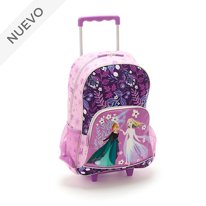 Mochila ruedas Anna y Elsa, Frozen 2, Disney Store