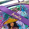 Borsetta porta merenda Raya e L'ultimo Drago Disney Store