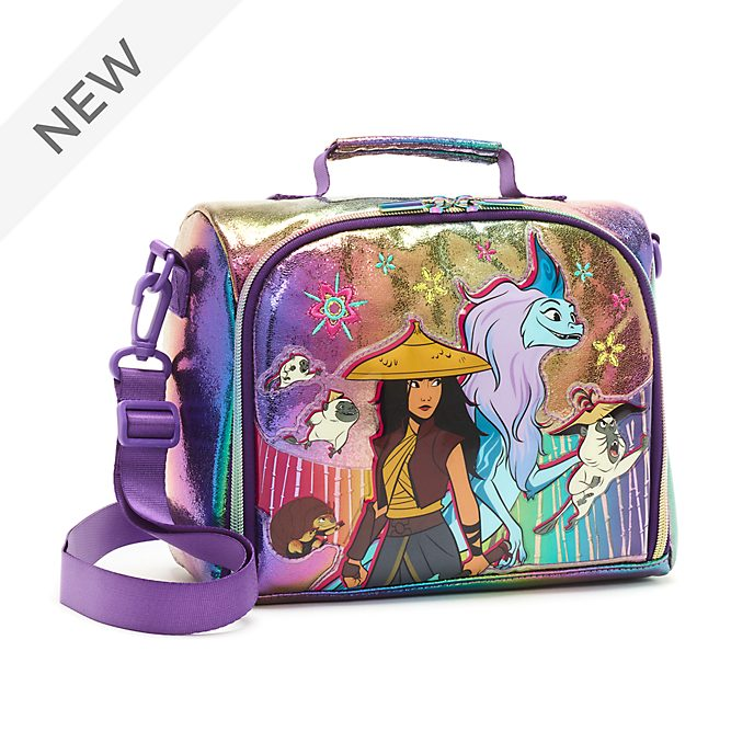 Disney Store Raya and the Last Dragon Lunch Bag