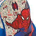 Disney Store Spider-Man Rolling Backpack