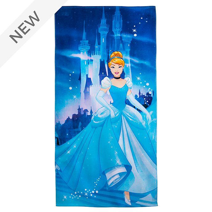Disney Store Cinderella Beach Towel