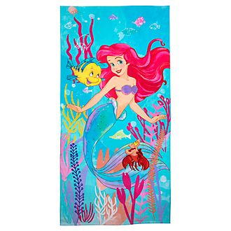 Disney Store The Little Mermaid Beach Towel