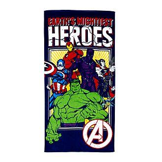 Disney Store Serviette de plage Avengers