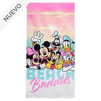 Toalla para playa Mickey y sus amigos, Disney Store