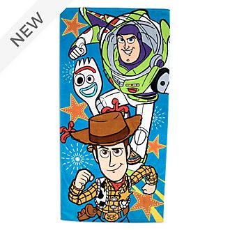 Disney Store Toy Story 4 Beach Towel