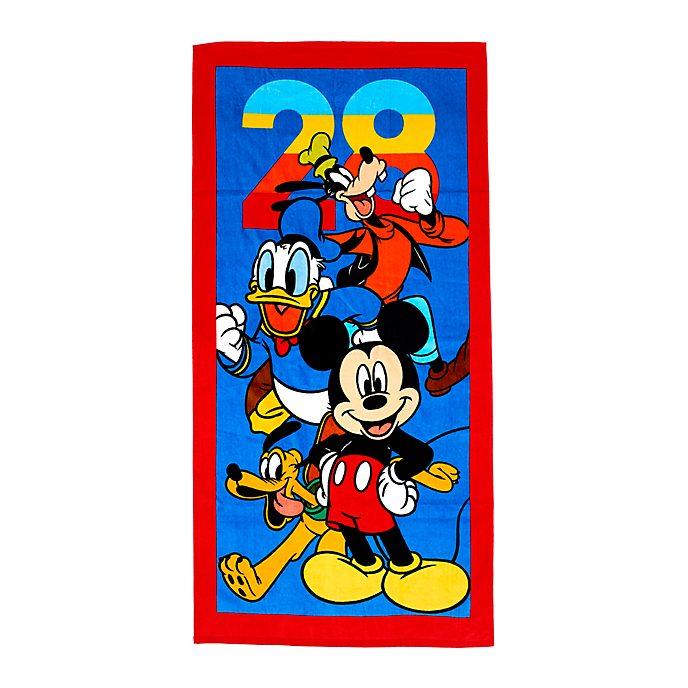 Disney Store - Micky und Freunde - Klassisches Strandtuch