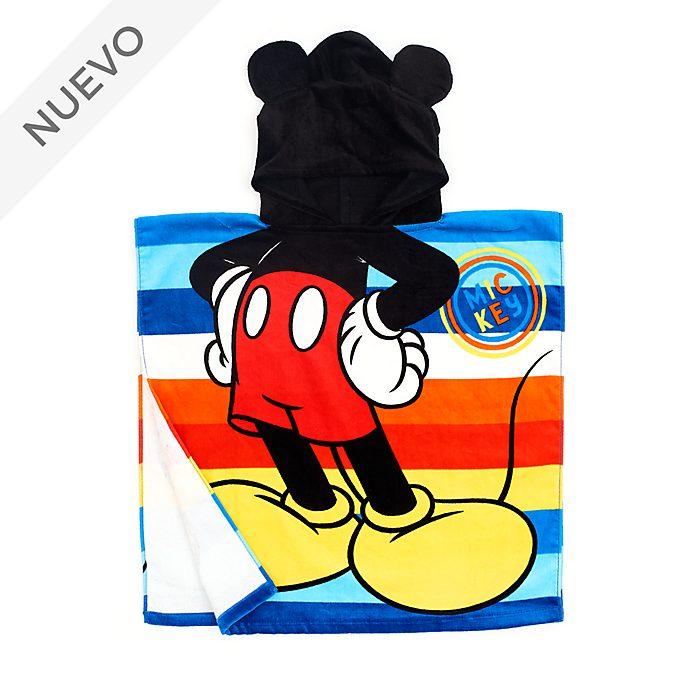 Toalla infantil con capucha Mickey Mouse, Disney Store