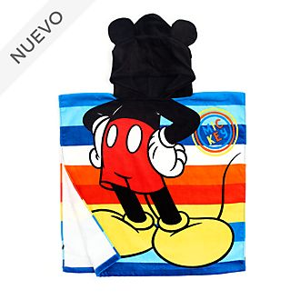 Toalla infantil con capucha Mickey Mouse, Disney Store