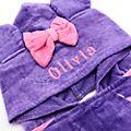 Asciugamano bimbi con cappuccio Minnie Mouse Mystical Minni Disney Store
